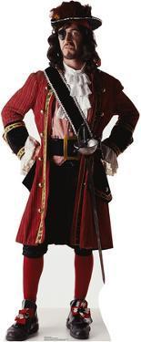 One Eyed Pirate Lifesize Standup