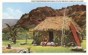 One-Man Hawaiian Village