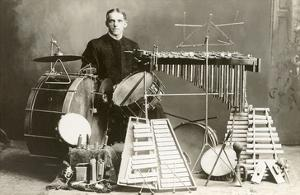 One-Man Percussion Section