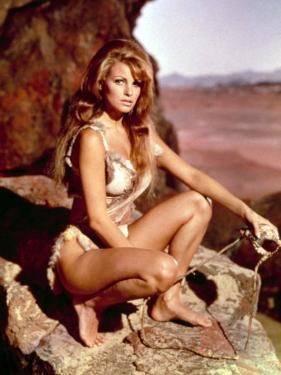 One Million Years B.C., Raquel Welch, 1966