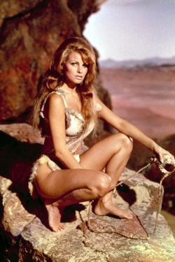 One Million Years BC, Raquel Welch, 1966