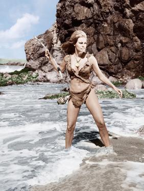One Million Years BC, Raquel Welch, 1966