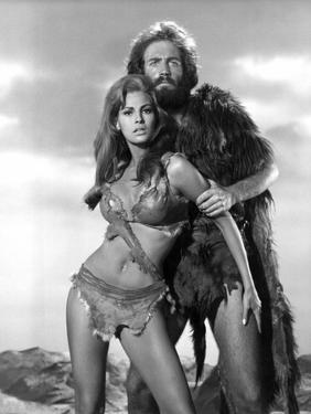 One Million Years BC Raquel Welch, John Richardson, 1966