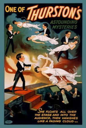 One of Thurston's Astounding Mysteries: Levitation
