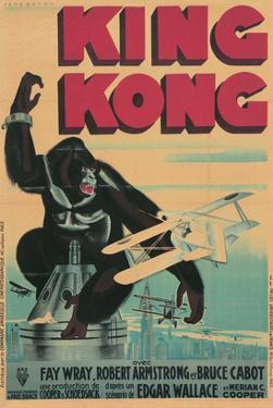One-Sheet for King Kong