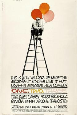 One, Two, Three, 1961, Directed by Billy Wilder