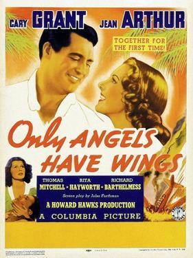 """Only Angels Have Wings, 1939, """"Only Angels Have Wings"""" Directed by Howard Hawks"""