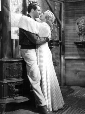 Only Angels Have Wings, Cary Grant, Jean Arthur, 1939