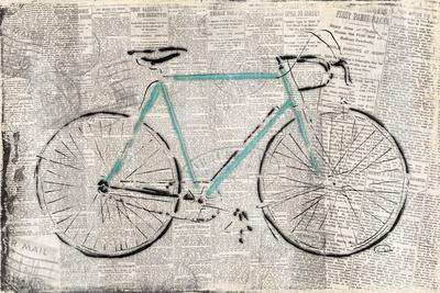 Bicycle on news