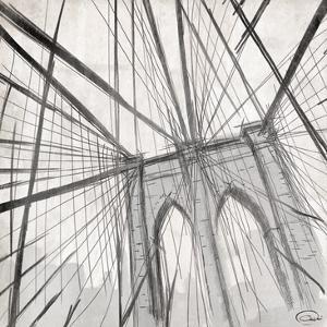 Brooklyn Bridge Close Up by OnRei