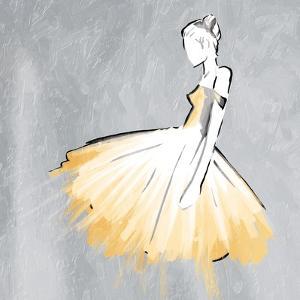 Cream Dress by OnRei