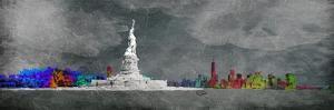 Dark New York State Of Mind by OnRei