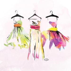 Dresses Watercolor by OnRei