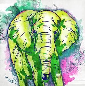 Elephant Henna by OnRei
