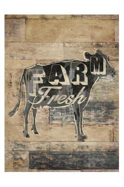 Farm Fresh Cow by OnRei