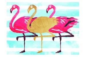 Flamingo Gold by OnRei