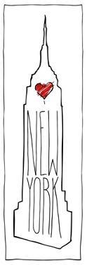 Heart NY by OnRei
