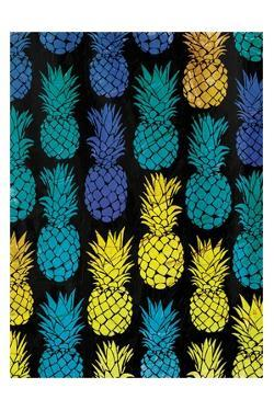 Multi Pineapples by OnRei
