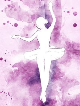 Painted Ballerina by OnRei