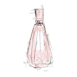 Pink Perfume Three by OnRei