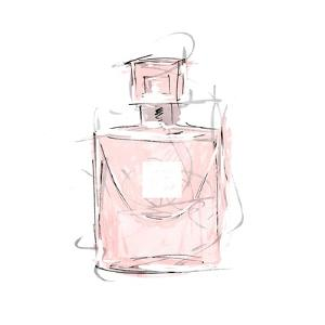 Pink Perfume by OnRei