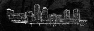 Skyline Black by OnRei