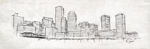 Skyline by OnRei