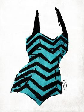 Vintage Swimsuit 4 by OnRei