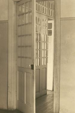 Open Doors, Mexico City (No. 3) by Tina Modotti