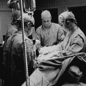 Open-Heart Surgery at the National Institute of Health, 1955