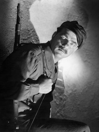 Operation Secret, 1952