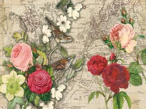 Atlas Bird Garden by Ophelia & Co^
