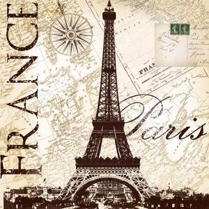 Fance Eiffel by Ophelia & Co.