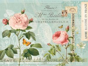 Garden Botanical Mint by Ophelia & Co^