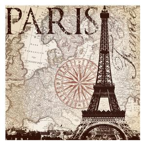 Paris Eiffel by Ophelia & Co^