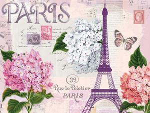 Paris in Lavendar by Ophelia & Co.