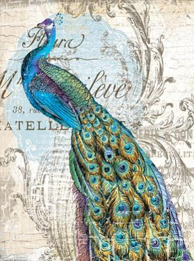 Peacock 1 by Ophelia & Co.