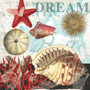 Red Dream Shells by Ophelia & Co^