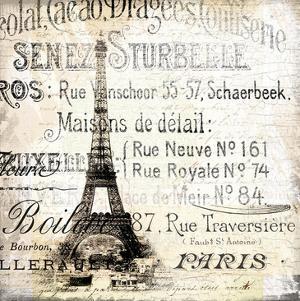Travel Eiffel by Ophelia & Co^
