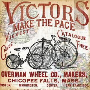 Vintage Bicycle 2 by Ophelia & Co.