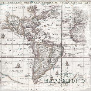 World Map 2 by Ophelia & Co^