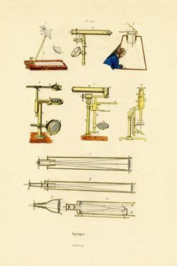 Optics, 1833-39