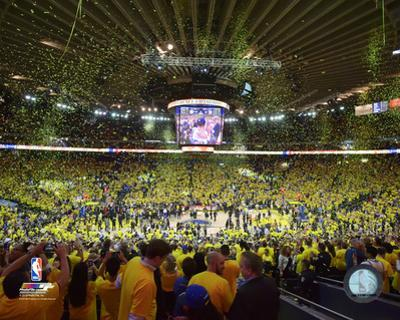 Oracle Arena Game 5 of the 2015 Conference Finals