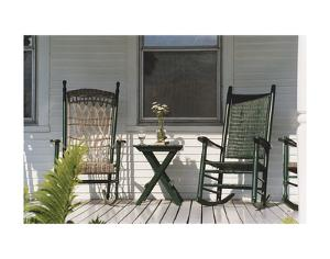 Front Porch by Orah Moore
