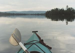 Kayak Dreams by Orah Moore