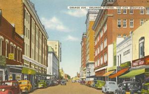 Orange Avenue, Orlando, Florida