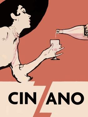 Orange Blackhat Cinzano