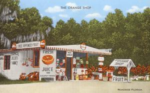 Orange Shop, Florida