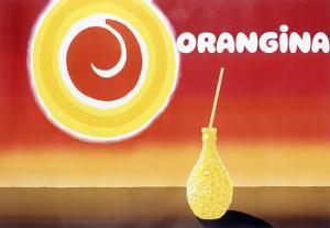 Orangina Soda