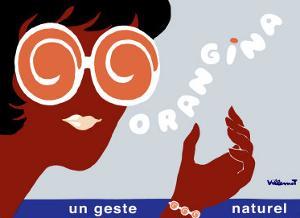 Orangina, Sunglasses